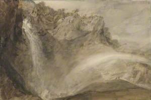 Upper Falls of the Reichenbach