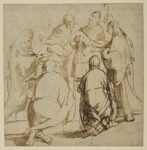 Studies for the Presentation in the Temple