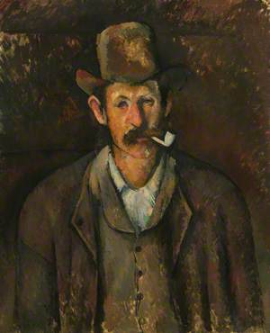 Man with a Pipe