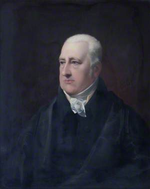 Richard Powell (1767–1834), Physician at St Bartholomew's Hospital