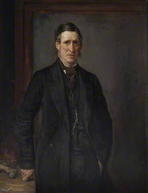 Sir James Paget (1814–1899), Bt, Lecturer and Surgeon at St Bartholomew's Hospital