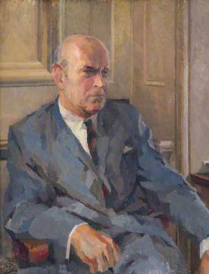Antony Brett (1913–1981), Last Steward of the Hospital (1947–1977)