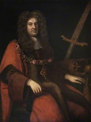 Sir John Houblon (1632–1712), First Governor of the Bank of England (1694–1697)