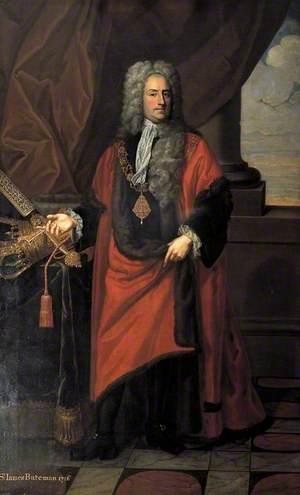 Sir James Bateman (c.1660–1718), Governor of the Bank of England (1705–1707)