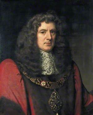 Sir Robert Clayton (1629–1707), Director of the Bank of England (1702–1707)