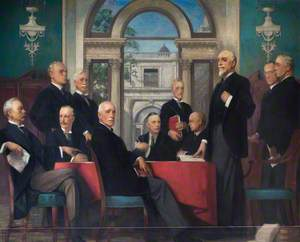 The Committee of Treasury, 1928
