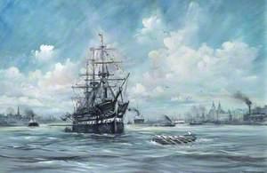 HMS 'Conway'