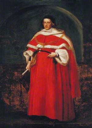 Sir Matthew Hale (1609–1676), Kt, Chief Justice of the King's Bench