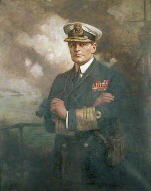 Admiral of the Fleet, the Earl Beatty (1871–1936)