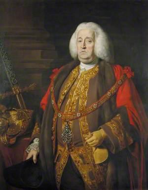 Sir Robert Kite (c.1708–1772), Lord Mayor of London (1766)