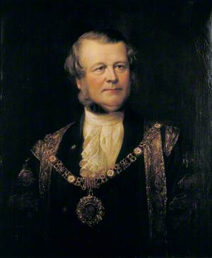 Sir Sills John Gibbons, Lord Mayor of London (1871)