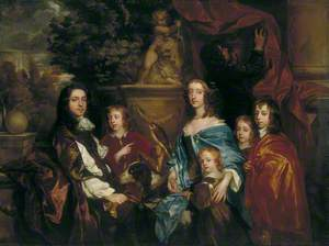 Sir Edward Hales (d.1695), and His Family