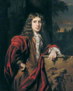 Portrait of a Man of the Campbell of Argyll Clan