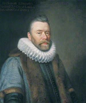 Sir Clement Edmondes (1567/1568?–1622), Government Official