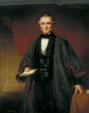 Warren Stormes Hale (1791–1872), Lord Mayor of London and Founder of the City of London School