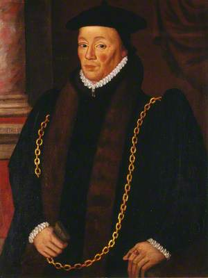 Sir William Garrard (1507–1571), Lord Mayor of London (1555)