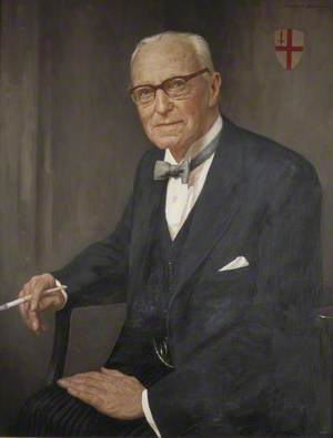 Sir Frank Newson-Smith (1879–1971), Lord Mayor of London (1943–1944)