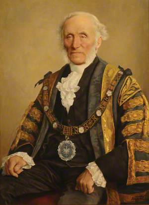 Warren Stormes Hale (1791–1872), Founder of the City of London School and Lord Mayor of London (1864)