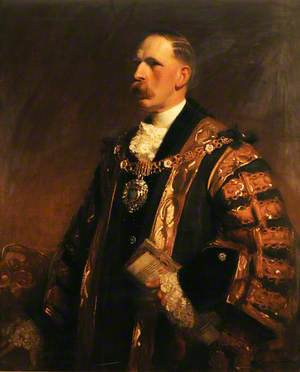 Sir Horace Brooks Marshall (1865–1936), Lord Mayor of London (1918)