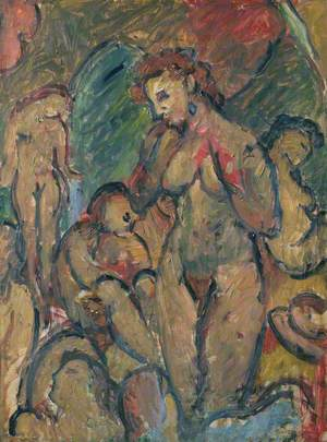 Bathers, Lucy