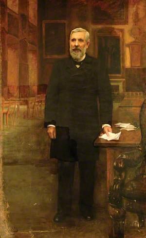 Sir Sydney Waterlow (1822–1906), Philanthropist and Politician