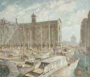 St Katherine's Dock, London
