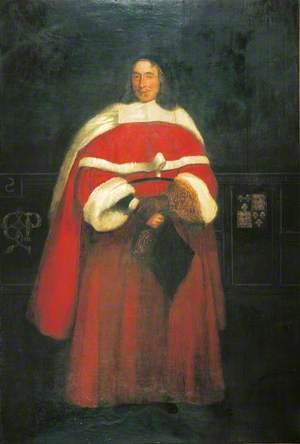 Sir Hugh Wyndham (1602–1684), Judge of the Common Pleas