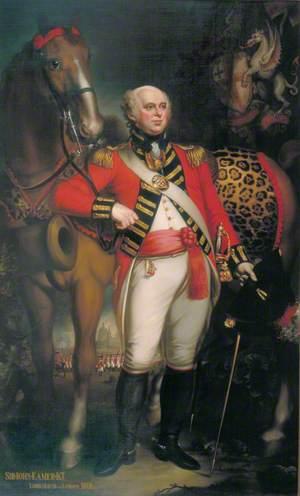 Sir John Eamer (1750–1823), Lord Mayor of London (1801)