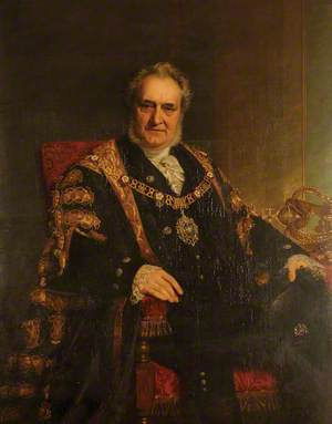 Robert Besley (1794–1876), Lord Mayor of London (1869)