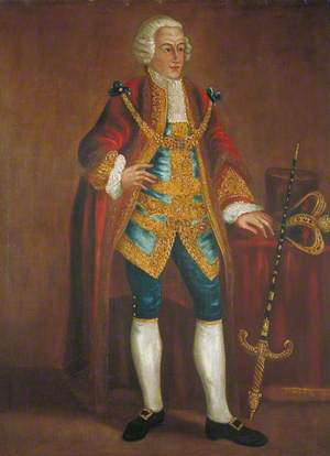 Sir William Beckford (1709–1770), Lord Mayor of the City of London (1762 & 1769)