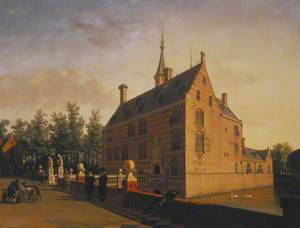 The Castle of Heemstede, Holland
