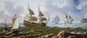 Dutch Naval Battle
