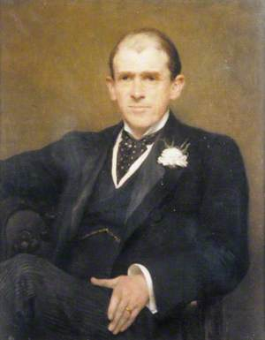 William Whitaker Thompson (1857–1920), Chairman of London County Council