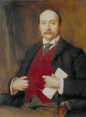 William Hayes Fisher (1853–1920), Lord Downham of Fulham