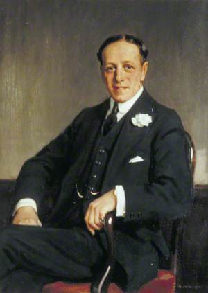 Sir Percy Coleman Simmons (1875–1939), Mayor