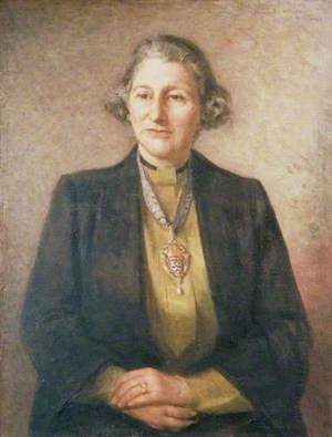 Lady Eleanor Joan Clara Nathan (1892–1972)