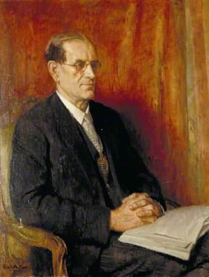 Sir Norman George Mollett Prichard (1895–1972), London County Councillor