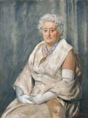 Florence Evelyn Cayford (1897–1987), Member of the Greater London Council