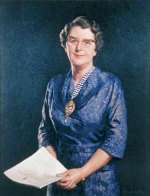 Olive Gertrude Deer (1897–1983)