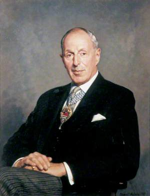 Sir Louis Gluckstein (1897–1979), Lawyer and Politician