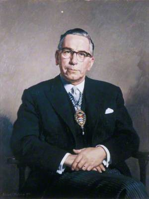 Peter Blair Black (1917–1997), Member of the Greater London Council