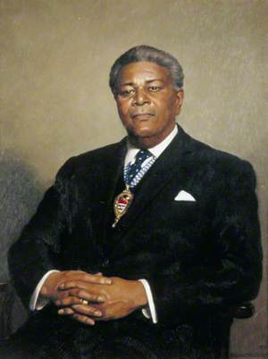 David Thomas Pitt (1913–1994), Lord Pitt of Hampstead, Councillor, Chairman of the Greater London Council and Physician
