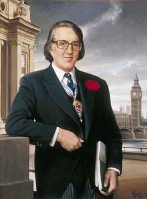 Thomas Arthur Ponsonby (1930–1990), Lord Ponsonby of Shulbrede