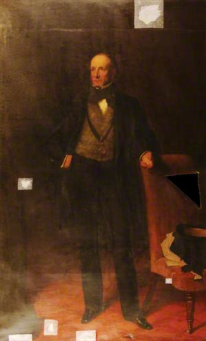 George Frederick Young (1791–1870), MP for Tynemouth