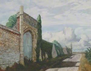 Waxham Priory, Norfolk