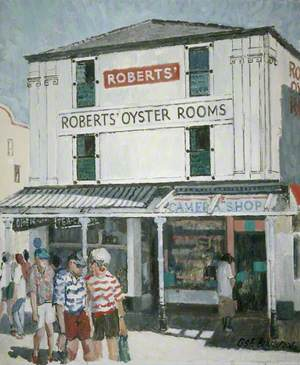 'Roberts' Oyster Rooms'