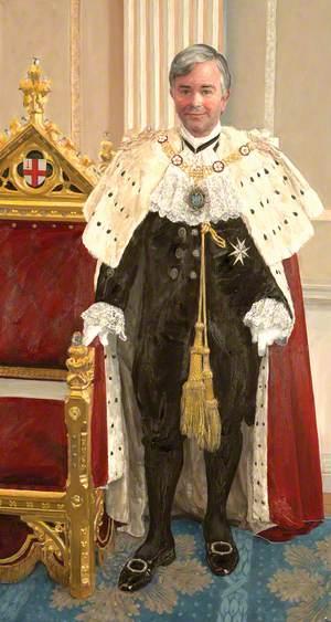 Alderman Gavyn Arthur (b.1951), Lord Mayor of London (2002)