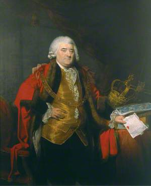 Brass Crosby (1725–1793), Alderman of Bread Street Ward