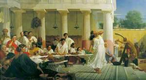 Herod's Birthday Feast