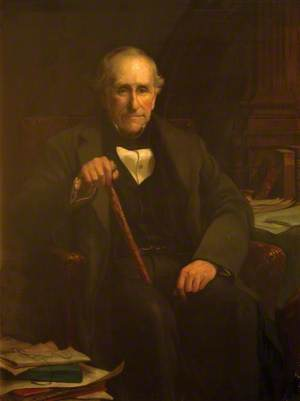 Reverend William Rogers (1819–1896), Chaplain in Ordinary to the Queen, Prebendary of St Paul's